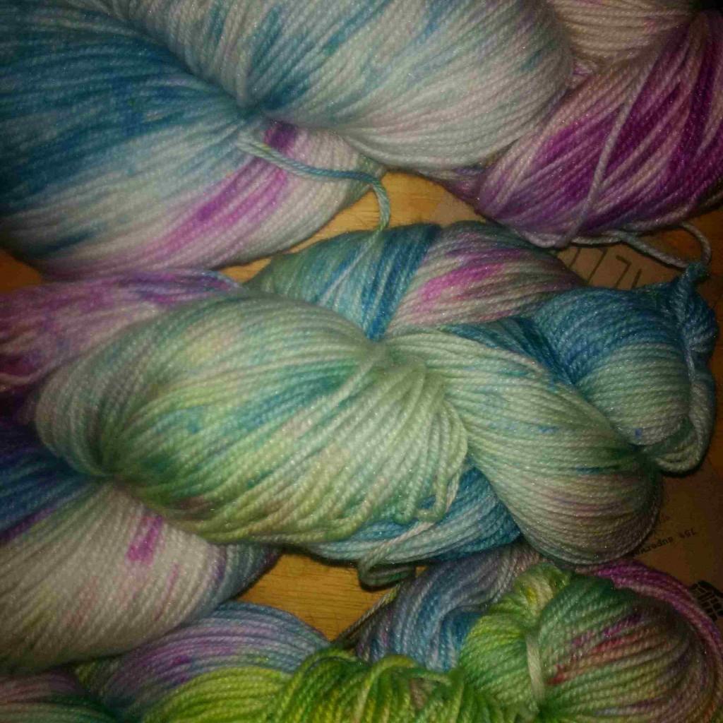 allegria sock yarn